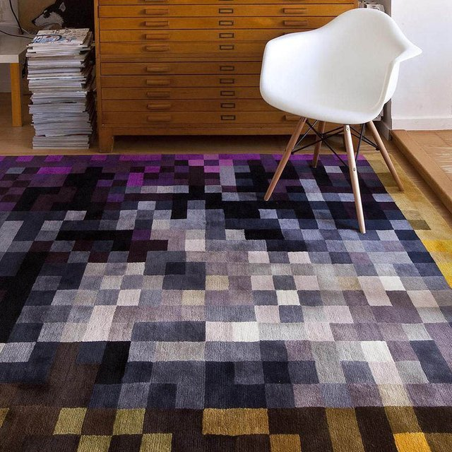 Digit Rug by Nanimarquina