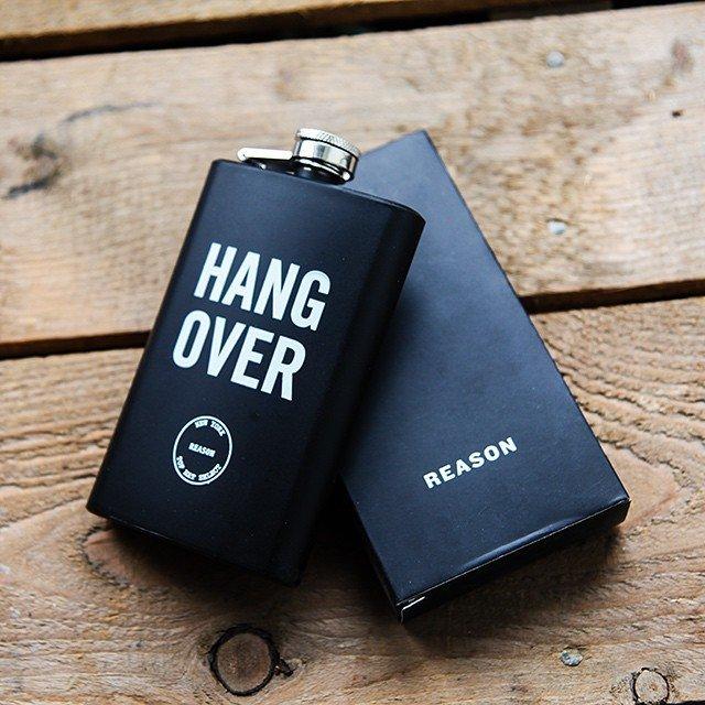 Reason Hangover Flask