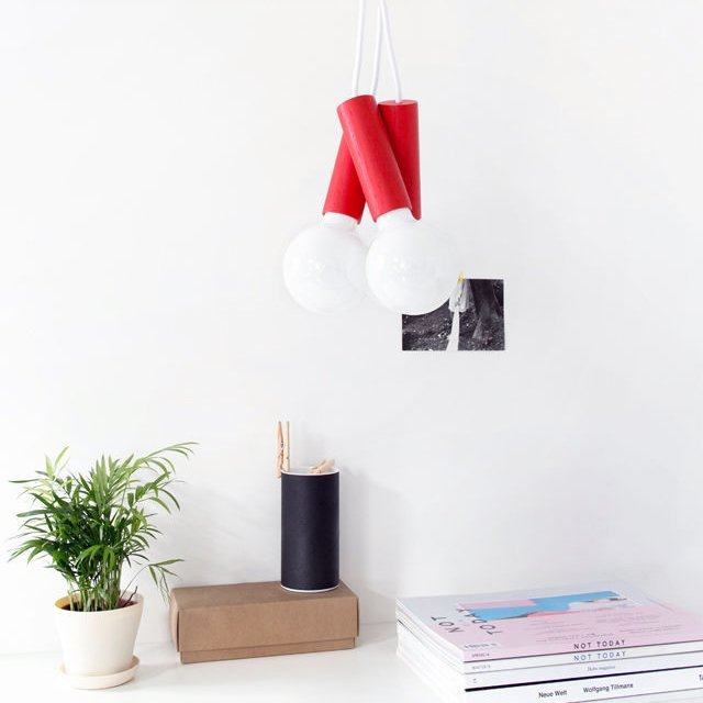 Cherry Pendant Lamp by ESAILA