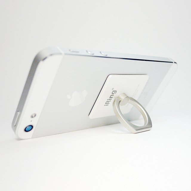 iRing Smartphone Grip & Stand Holder