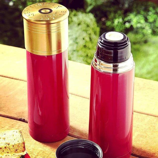 Shotshell Thermo Bottle