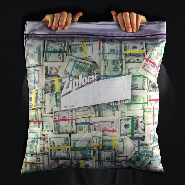 Cash Stash Pillowcase