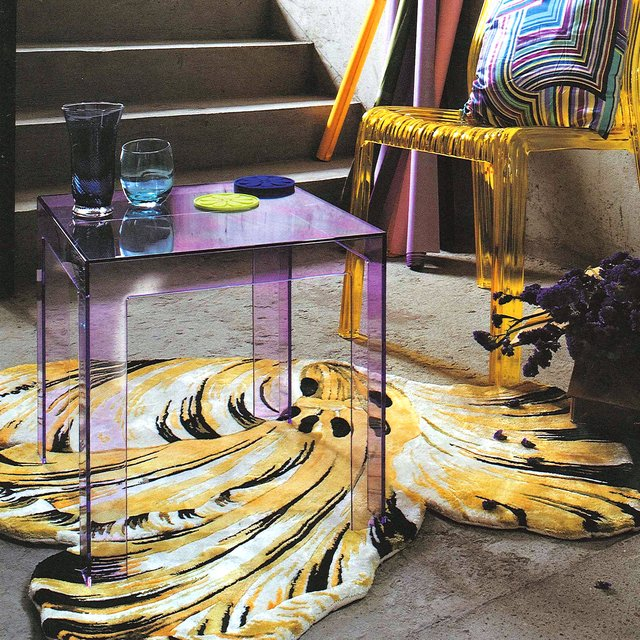 Jolly Side Table by Kartell
