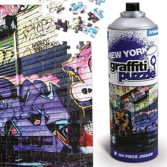 New York Graffiti Puzzle