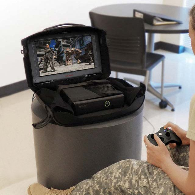 Portable Gaming Environment by GAEMS