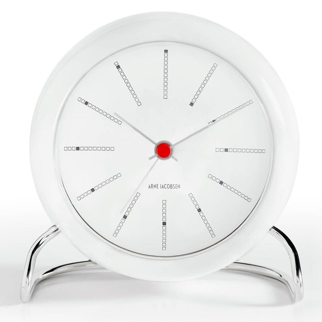 Banker's Alarm Clock by Arne Jacobsen