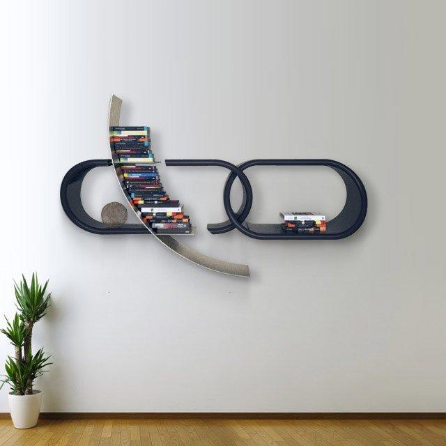 Chain Bookshelf
