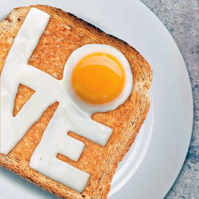 Fry Love You Egg Mold