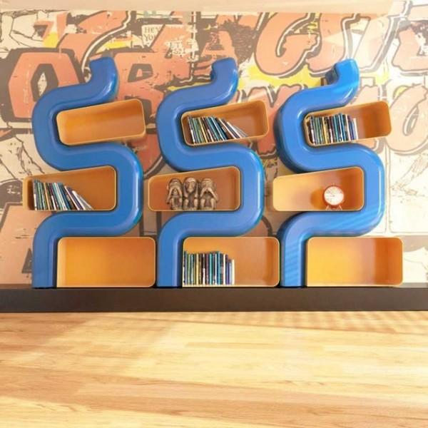 Ser P Bookcase