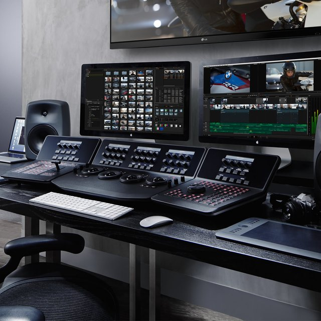 Blackmagic DaVinci Resolve Control Surface