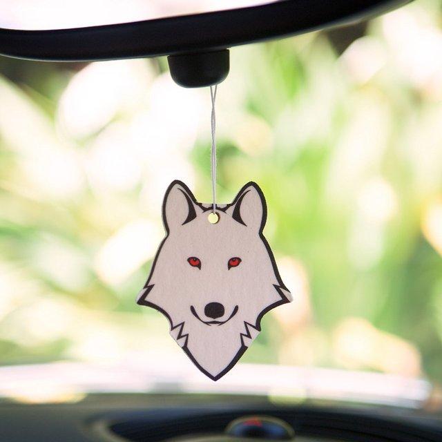 Dire Wolf Ghost Air Freshener