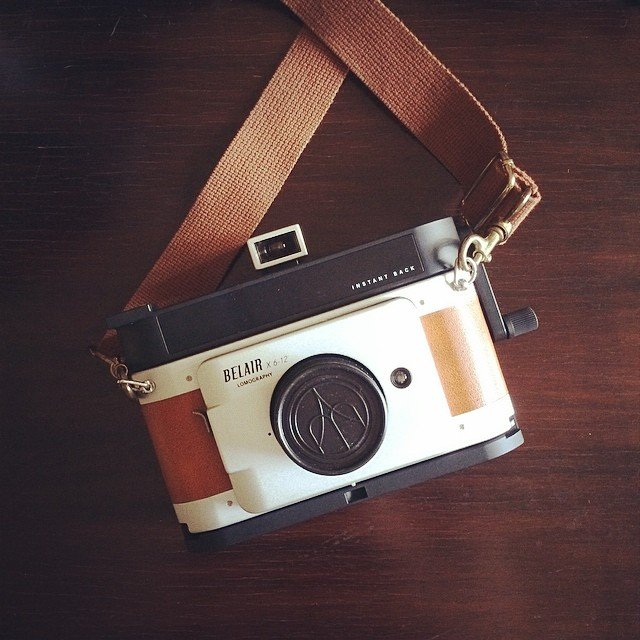 Belair Instant Camera