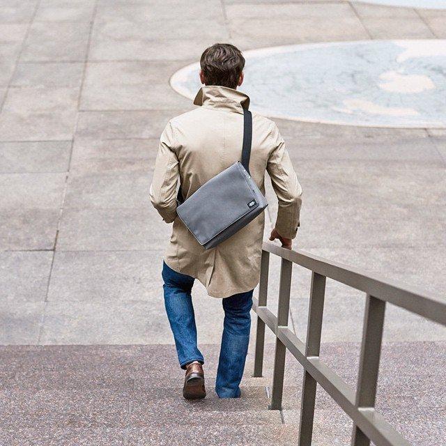 Site Cordura Messenger Bag by Jack Spade