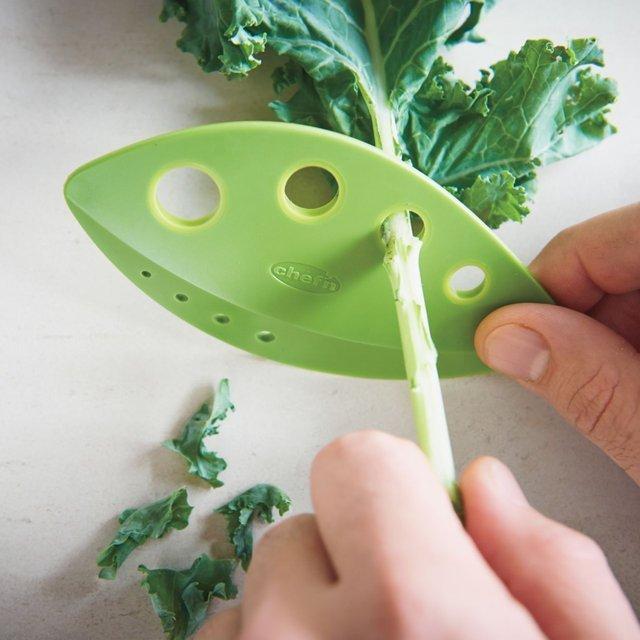 Looseleaf Kale and Herb Stripper