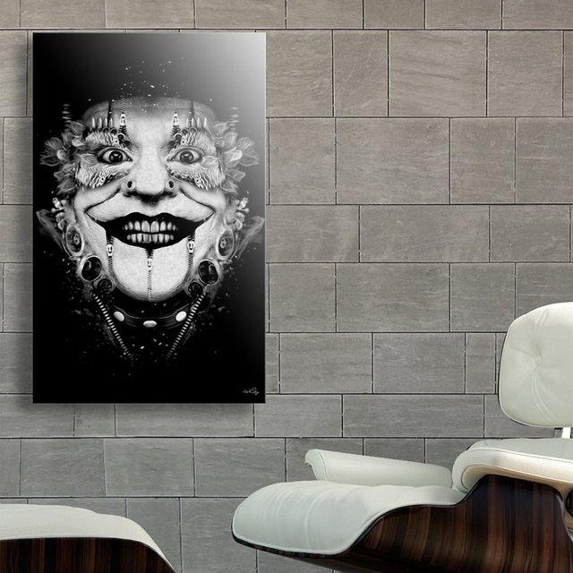 Fantasmagorik Jack Print by Nicolas Obery