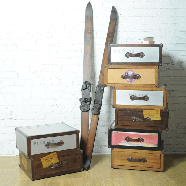 Time Traveller Chest of Drawers Trunk