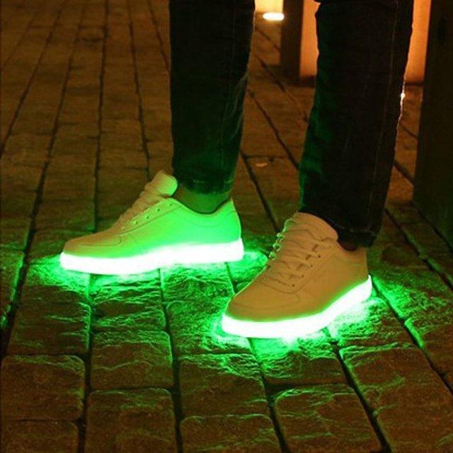 LED Sneakers by Aceversn