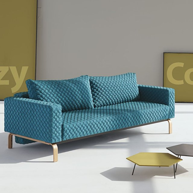 Cassius Coz Lacquered Oak Sofa