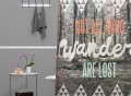 Wander Shower Curtain by Wesley Bird