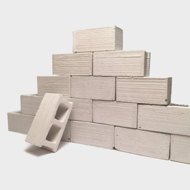 Mini Cinder Block Building Blocks