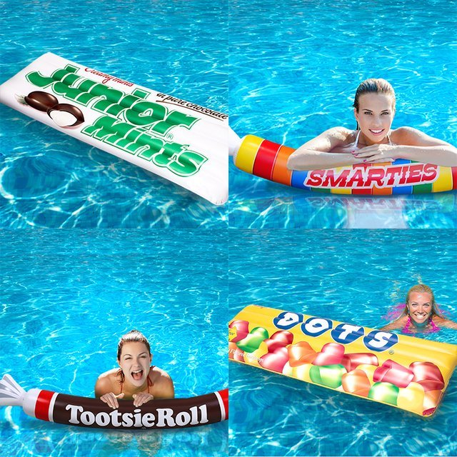 Candy Pool Floats