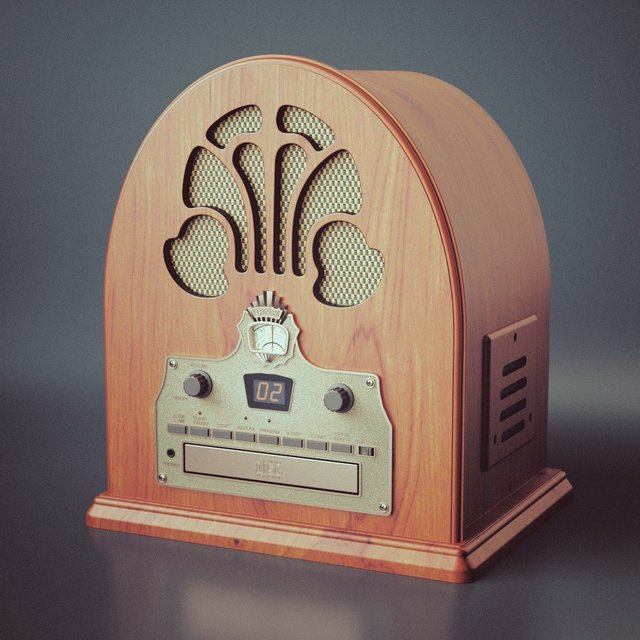 Crosley Retro Cathedral CD Radio