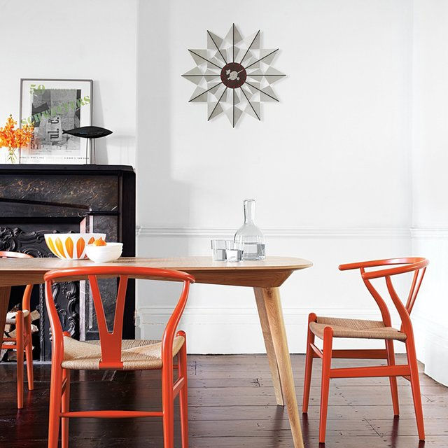 Hi-Cut Stacking Chair by Kartell