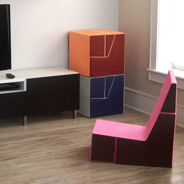 Cubit Folding Kids Chair