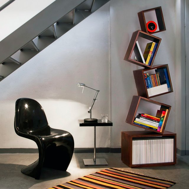 Equilibrium Bookcase by Malagana