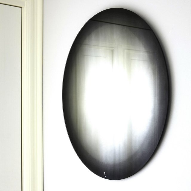 Black Fading Mirror