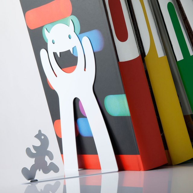 Mr. P Bookend by PROPAGANDA