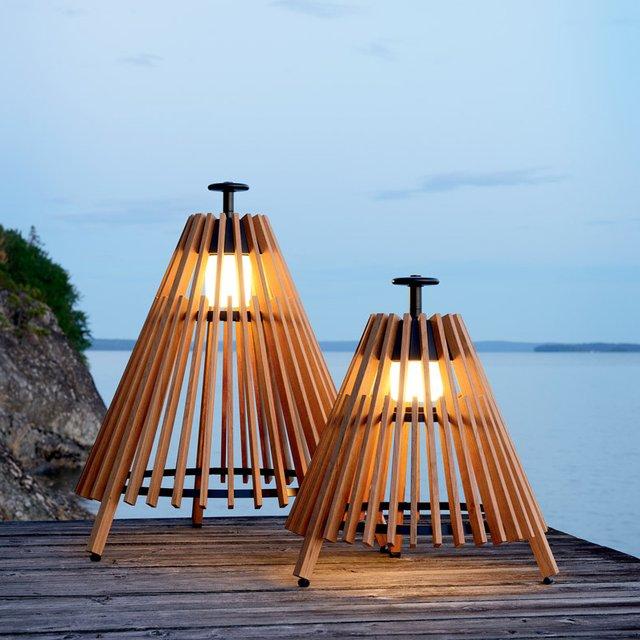 Tipi Outdoor Floor Lamp