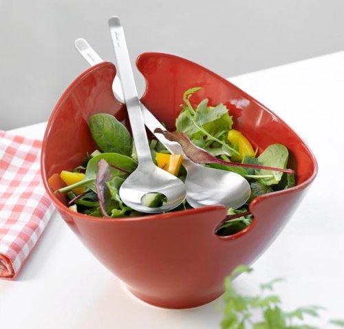 Milano Salad Bowl with Servers