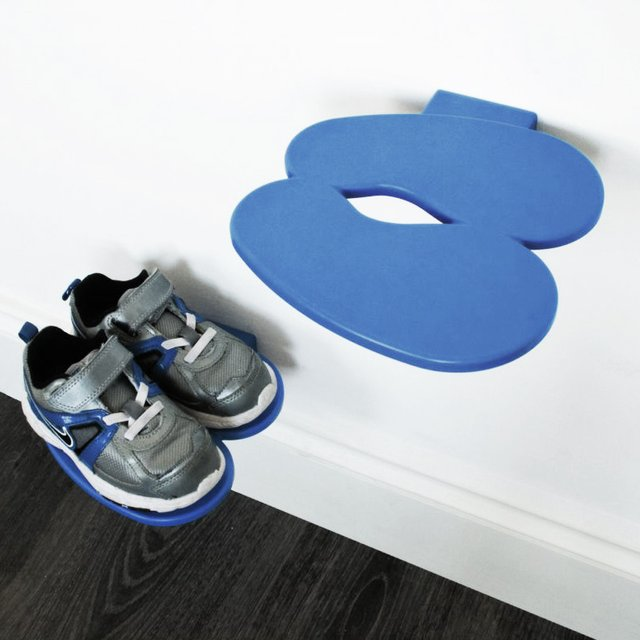 Footprint Childrens Shoe Shelf/Rack
