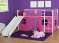 Slide Loft Bed
