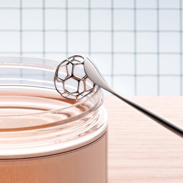 Acacia Honey Dipper by Alessi