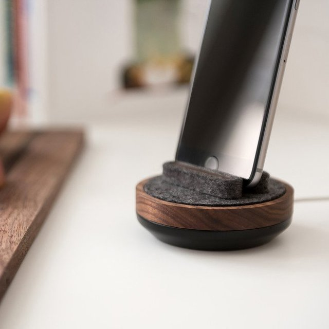 Black Spool Dock by Quell & Company