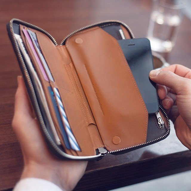 Carry Out Wallet by Bellroy