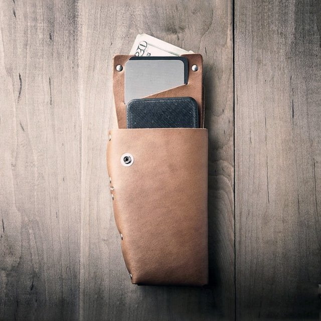 Holster Wallet by Mr. Lentz