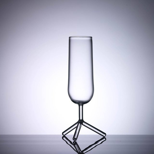 Louise Three-Legged Glass