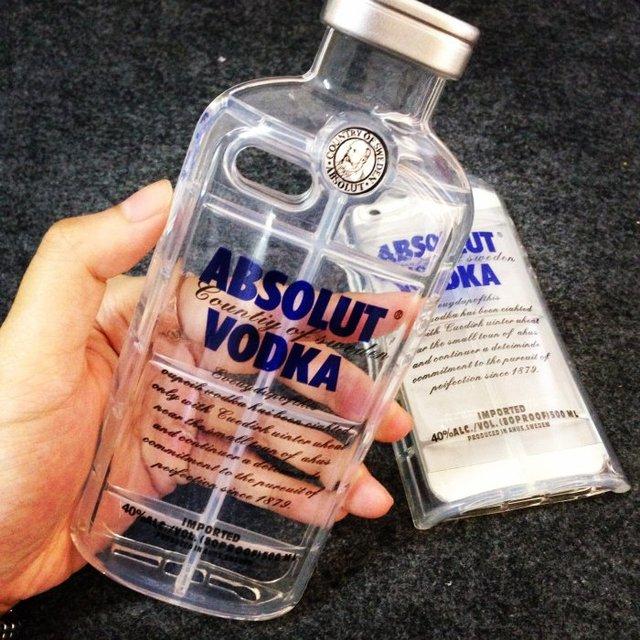 Vodka iPhone Cases