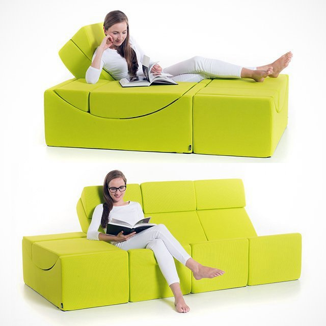 Moon Chaise Lounge by LINA