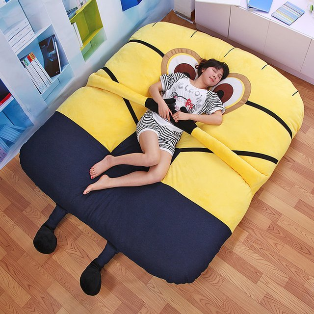 Despicable Me Minion Bed