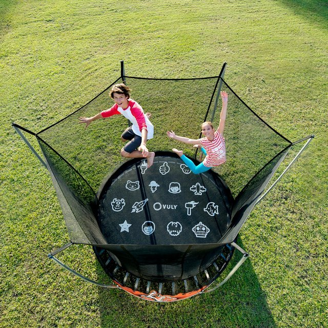 Softbounce And Hardbounce Mini Trampolines: Thunder Trampoline