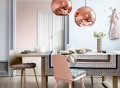Copper Pendant Light by Tom Dixon