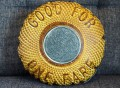 NYC Subway Token Pillows by In The Seam