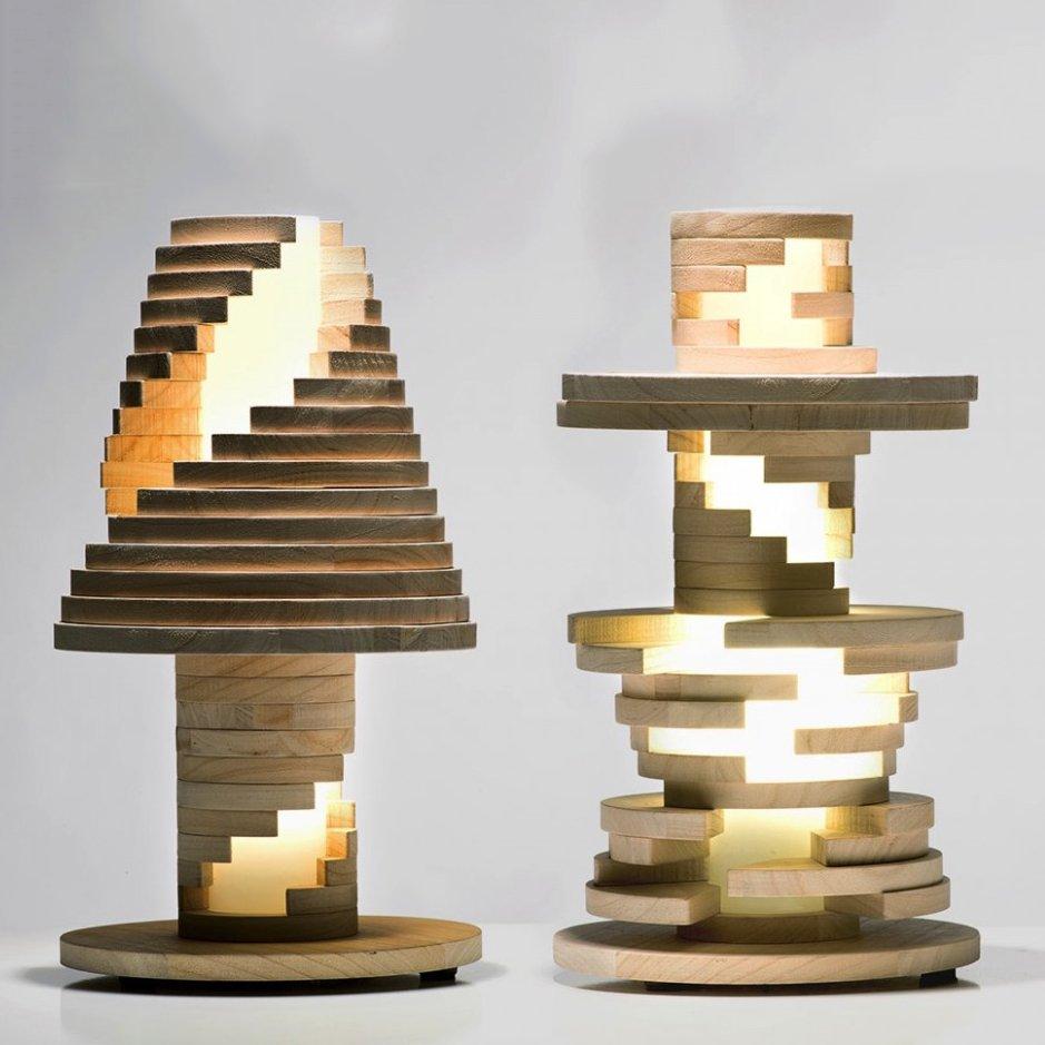 Manifattura Italiana Design.Babele Lamp By Manifattura Italiana Design Petagadget