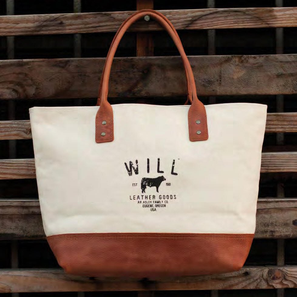 Signature Tote by Will Leather Goods