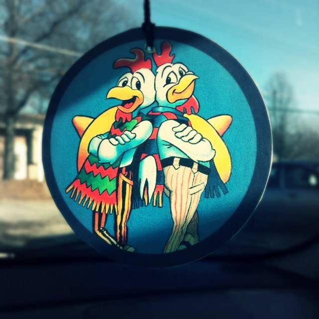 Breaking Bad Los Pollos Hermanos Air Freshener