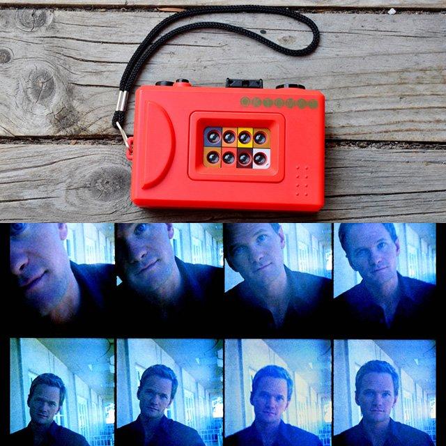 Lomography Oktomat Camera